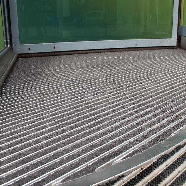 Erste main entrance rotary door